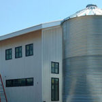 Industrial Water Storage Tanks Hill Country