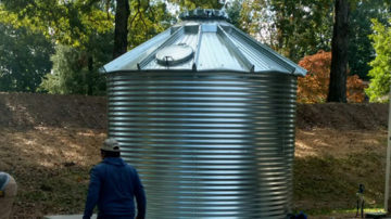 Agricultural Water Storage Tanks