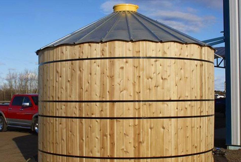 Pinnacle Water Tanks