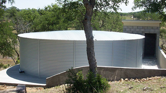 Pinnacle Residential Water Storage Tanks