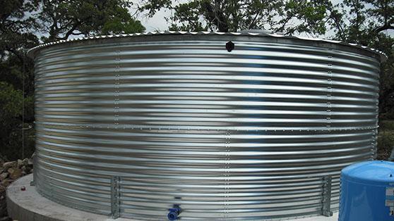 Pinnacle Residential Water Storage Tanks