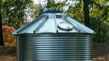 Residential Water Storage Tanks