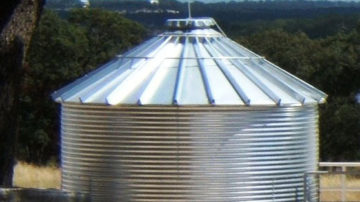 Storm and Condensate Water Storage Tanks
