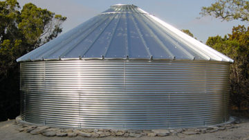 Commercial Water Storage Tanks