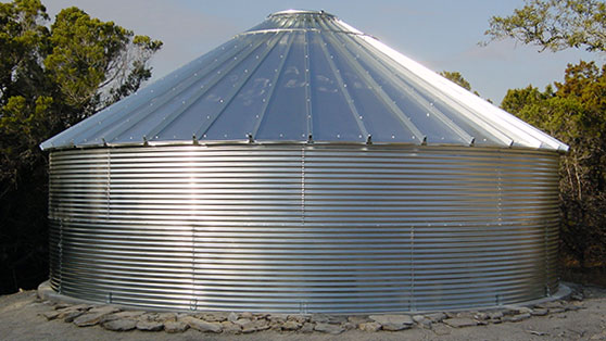 Well Water Storage Tanks
