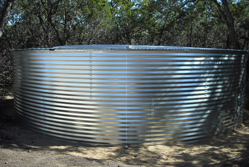 Texas Water Tanks