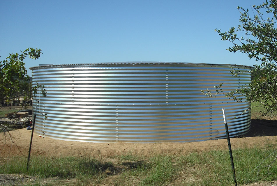 Texas Water Tanks - Pinnacle Water Tanks