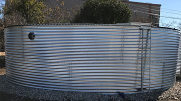 """""""M"""" Series Water Storage Tanks"""